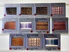 Liebes Strengell Watterson textile Art lot of 11 German Bauhaus 35mm slides