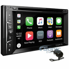Pioneer AVH-1300NEX Apple CarPlay Bluetooth HD Radio Car Stereo w/ Backup Camera