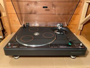 ADC 1600 Direct Drive Turntable With Audio-Technica Cartridge