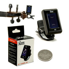 Paititi Clip-on Electronic Digital Guitar Bass Violin Guitar Tuner High Quality