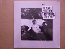VINYL JOHNNY HALLYDAY SOUVENIRS SOUVENIRS Music Legends   NEUF ET SCELLE