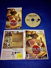 broken sword shadow of the templars wii ITALIANO ! Nintendo Retrogames