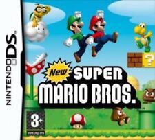 New Super Mario Bros DS game New Sealed Nintendo DS DSI DSL 3DS XL no Mario Kart