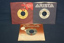 Meco Star Wars Lot of 3 45 RPM Singles