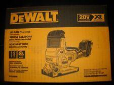 Dewalt DCS335B 20 Volts Max Sem Fio Barril Grip Jig Saw Bare Tool Quebra-Cabeça Nova