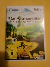 A SHADOW'S TALE - NINTENDO WII WII U - Complet boite notice