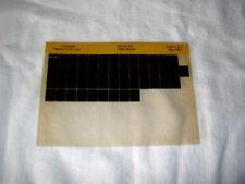 KAWASAKI KE125 KE 125 A9  (1982 MODEL)  GEN PART CATALOGUE MICROFICHE