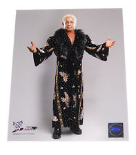 WWE RIC FLAIR 8X10 UNSIGNED PHOTO FILE PHOTO 2 VERY RARE