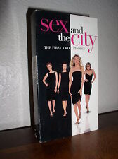 Sex and the City: The First Two Episodes Starring Sarah Jessica Parker(VHS, 2000