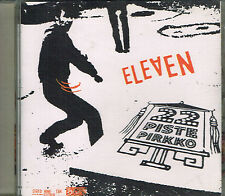 CD album: 22 Piste Pirkko: eleven. sonet