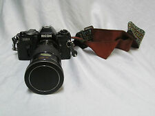 Rare Vintage Ricoh XR7 35 With 28-85mm 2.8 Kiron Macro Lens