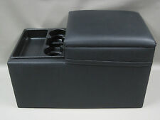 2007-2014 Chevy Tahoe PPV Police or SUV Truck Medium Duty Black Center Console