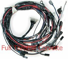 1963 Corvette Engine Wiring Harness with Factory A/C
