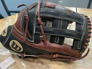 """Wilson A2000 12.75"""" RHT Outfield Baseball Glove 1799 WTA20RB201799"""