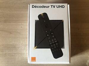 DÉCODEUR TV UHD ORANGE 4K (NEUF)