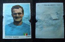 ***COPPA DEL MONDO 1966*** ED. FERRERO - MAZZOLA ITALIA !!!