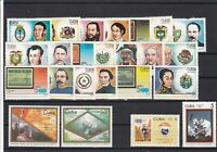 Spanish Colonies Mint Never Hinged Stamps ref 22829