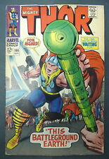 thor 144 kirby stan lee  En Vo marvel golden age.
