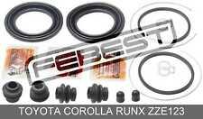 Front Brake Caliper Repair Kit For Toyota Corolla Runx Zze123 (2001-2006)