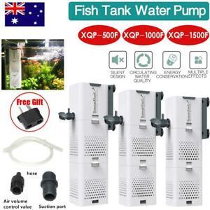 SunSun ECO Fish Tank Aquarium Submersible Water Power Filter Pump 500-1500L/H AU
