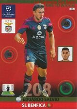 106 EDUARDO SALVIO SL.BENFICA ONE TO CARD CHAMPIONS LEAGUE ADRENALYN 2015 PANINI