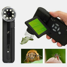 1200X 3 inch LCD Display Professional Handheld LCD 5.0MP Digital Microscope