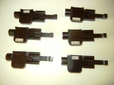 Bare Fiber Holder 250 Micron, Used With Newport, ILX Lightwave, Qty 2