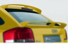 MS Design Audi A3 8P 8PA 3 doors rear roof spoiler