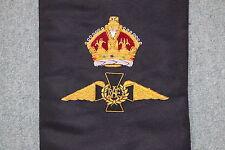 GOOD REPLICA WW2 ROYAL AIR FORCE RAF CHAPLAIN SCARF SASH BULLION EMBROIDERED