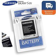 Batteria SAMSUNG originale EB-B600 per Galaxy s4 i9500 i9505 2600 Mah