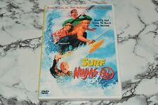 New listing Surf Ninjas (DVD, 2002) -- Ernie Reyes Jr. Rob Schneider Leslie Nielsen