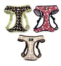 Pet Attire Designer Soft Adjustable Dog Harness - XXS - XS - S -  easy to put on