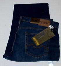 New mens Urban Star Jeans Relaxed Fit Straight Leg Stretch Jeans 38 30