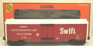 Lionel 6-29831 Swift Hot Box Reefer NIB