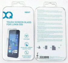 XQISIT Tough Tempered Glass Screen Protector For Nokia Lumia 550 Genuine