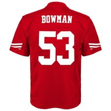 bc46252918e NFL Youth Boys Team Color Fashion Jersey M(10-12) San Francisco 49ers