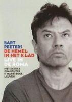 BART PEETERS - DE HEMEL IN HET KLAD: LIVE USED - VERY GOOD REGION 2 DVD