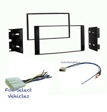 Car Stereo Radio Kit Combo for some 2013-17 Nissan NV200 Chevrolet City Express
