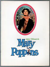 Vintage 1964 MARY POPPINS MOVIE PRESS BOOK Disney Golden Press Julie Andrews