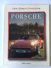 Porsche Great Marques Poster Book by Chris Harvey Detachable Porsche Photos