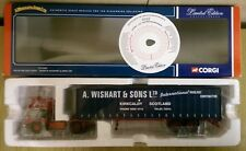 Corgi CC13109 Volvo F88 Tautliner A. Wishart & Sons Ltd Edition No. 0002 of 2400