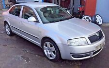 2007 SKODA SUPERB ELEGANCE BREAKING 2.0 TDI BSS 6 SPEED JMD WHEEL BOLT