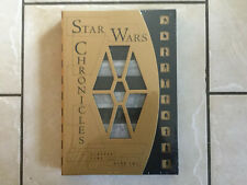 Star Wars Chronicles By Deborah Fine - Factory Sealed Edition