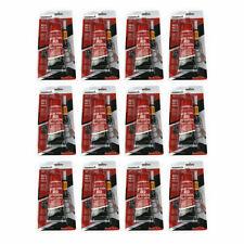 VISBELLA RTV Silicone Sealant High-Temp Gasket Maker Neutral 12pcs Red