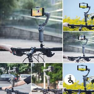EG_ Gimbal camera Bracket Mount Bicycle Fixed Stand Clip for DJI OSMO Mobile 2/3