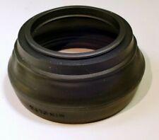 Minolta 40.5mm Lens threaded Rubber Hood shade genuine for 90mm f4 M Rokkor