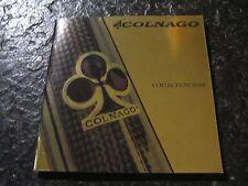 Colnago prospetto catalogo 2008 c50 EXTREME POWER CLX GAMMA CRISTALLO FERRARI