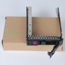 2.5 inch Hard Drive Tray Caddy For HP ProLiant XL190r XL170r Gen10 NVMe Server