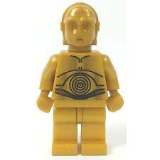 LEGO Star Wars Personaggio c-3po sw161a da 8129, 10188, 8092, 10198, 10144