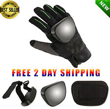 Motorcycle Hand Mirror, Bike Glove Rear View Mirror,ATV,Dirt Bike,Snowmobile NEW